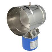 Flue gas damper MOK180 with actuator