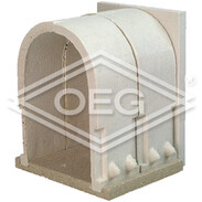 Combustion chamber Fire-Form 1F-2