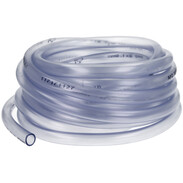 PVC hose without lining ø 9 x 1.5 mm 6 meters