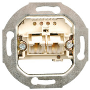 Rutenbeck UAE sockets for ISDN (western) IAE/UAE 2x8 (4) Up 0,parallel 13010411