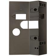 Merten mounting bracket black-grey for motion detector ARGUS 565293