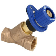 "Honeywell Kombi-3-Plus 1¼"" regulating and shut-off valve"