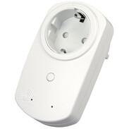 Free-control® RF dimmer adapter socket Schuko, 230V~ 16A 50Hz 1,000W white 297001014
