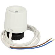Heimeier thermal actuator EMOtec 230 V normally closed 1807-00.500