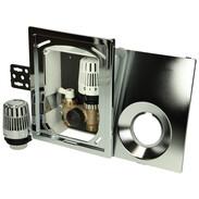 Heimeier Multibox K-RTL chrome-plated FM single room control 9301-00.801