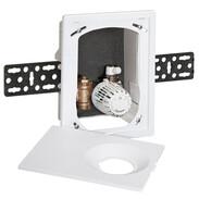 Heimeier Multibox K flush-mounted single room control white 930200800