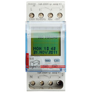 Legrand digital timer AstroRex D22 Alpha 230V 50/60Hz 412657