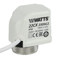 Electrothermic actuator 22CX 230 V