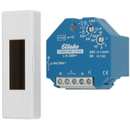 Eltako impulse switch with wireless sensor FSR61NP-230V+FTK rw 30100031