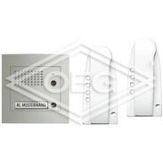 Door intercom set Sprint SFERA FM 1x door (alu) and 2x house station 313321