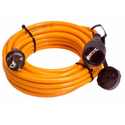 Heavy-duty cable SCHUKOultra 5 m H07BQ-F 3G2.5