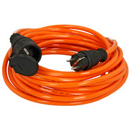 Heavy-duty armoured cable 10 m H07BQ-F 3G2.5