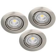 Recessed downlight set LED 78840032