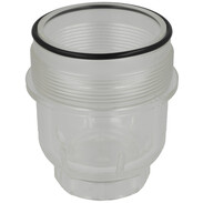 Honeywell transparent filter bowl SK06T-½
