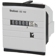 Theben Elapsed time meter BZ 142-1 for front panel installation 1420721