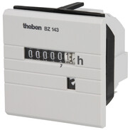 Theben Operating hour counter BZ 143-1 for front panel installation