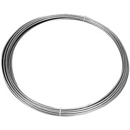 Round wire DEHNALU 8mm AlMgSi ring length fix: 21 m soft twistable