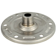 Flange for Inoxvarem suitable for AISI 304