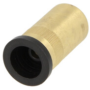 Check valve LP 15 f. 15 x 1 mm Cu-pipe f. mixers