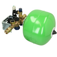 Safety centre 4807 6, 8 and 10 bar with 12-litre diaphragm expansion vessel 480720000