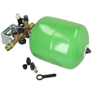 Safety centre 4807 6, 8 and 10 bar with 18-litre diaphragm expansion vessel
