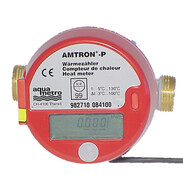 Aquametro small heat meter P QN 2.5