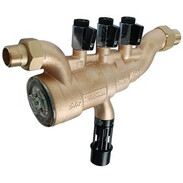 SYR backflow preventer BA DN25 without shut-off 660025000