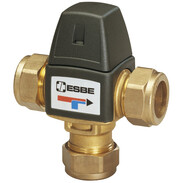 "30 MR mixing valve for process water ½"" ET, 20-45°C 20-43°"