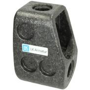 Insulation for load valve unit
