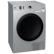 Gorenje D 7565NA condenser dryer EEC A++, 8 kg, LED, heat pump, silver 406646
