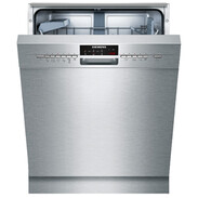 Siemens SN436S00PE, built in dishwasher 0.92kWh, A++,9.5 l,W:60 cm,stainl. steel