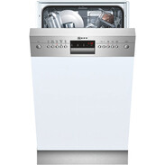 Neff GK 550N dishwasher stainless steel W:45cm EEC:A+ integrated 0.78 kWh/8 l S48M53N3EU