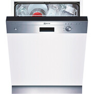 Neff GI 150N dishwasher stainless steel 60cm EEC:A integrated 1.15 kWh/17 l S41D50N0EU