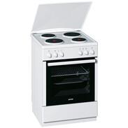 Gorenje E 613E01WKE stand-alone cooker A lower/upper heat, grill, enamelled hob w 236861