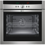 Neff BP 1542N integrated electric oven A-20% stainl. steel pyrolysis 9functions