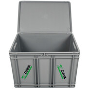 ZUWA EURO container with lid and hinge
