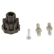 Adaptor kit for OEG actuator STM-ESM for Siemens VBI, VBG, VBF, V