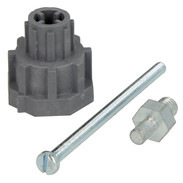 Adaptor kit for OEG actuator STM-ESM suitable for PAW K32,K33,K37-AVC