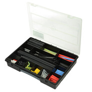 Assortment box heat shrinkable tube and cable ties MBS-1