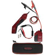 Testboy 26 cable finder set acoustic signal, bag, 2x9V block TESTBOY26