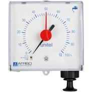 Afriso pneumatic level indicator Unitel for water