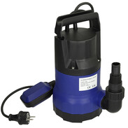 Submersible pump plastic with float 750W
