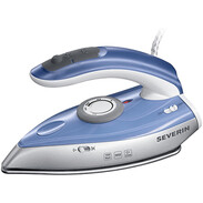 Severin BA 3234 autom. travel steam iron 1,000W,115/230V AC stainl. steel sole BA3234