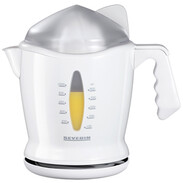 Severin CP 3536 lemon squeezer, 25 W CW/CCW rotation, 750 ml juice container