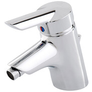 Ideal Standard CeraPlus bidet mixer with waste set