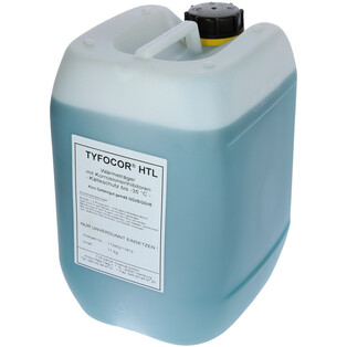 TYPHOCOR® HTL frost/corrosion protection  to -35 °C for tube collectors