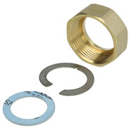 """Screw connection kit 1 1/4"""" IT for corrugated stainless steel pipes"""