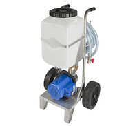 Flushing and filling station SPC 30