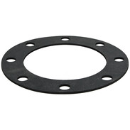 Flange cover gasket  Ø 175x115x3 bolt circle 150 mm (8x)