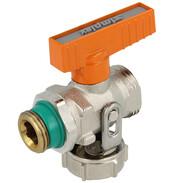 "Simplex KFE ball valve 1/2"" solar F10647"